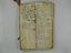 folio 001 Índice del libro