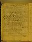 086 Libro Racional 1650, folio bn vto