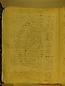 098 Libro Racional 1650, folio bs vto