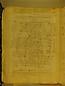 100 Libro Racional 1650, folio bt vto