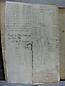 Libro Racional 1757, folios 029vto y 001r