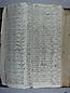 Libro Racional 1757, folios 044vto y 045r