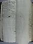 Libro Racional 1757, folios 058vto y 059r