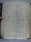 Libro Racional 1757, folios 087vto y 088r