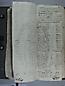 Libro Racional 1757, folios 093vto y 094r