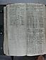 Libro Racional 1757, folios 104vto y 105r