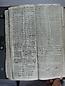 Libro Racional 1757, folios 105vto y 106r