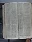 Libro Racional 1757, folios 106vto y 107r