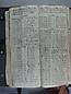 Libro Racional 1757, folios 108vto y 109r