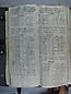 Libro Racional 1757, folios 109vto y 110r