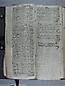 Libro Racional 1757, folios 115vto y 116r