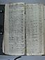 Libro Racional 1757, folios 116vto y 117r