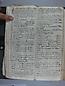 Libro Racional 1757, folios 119vto y 120r