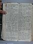 Libro Racional 1757, folios 121vto y 122r
