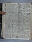 Libro Racional 1757, folios 122vto y 123r