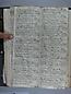 Libro Racional 1757, folios 131vto y 132r