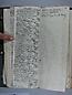Libro Racional 1757, folios 133vto y 134r