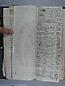Libro Racional 1757, folios 134vto y 135r