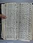 Libro Racional 1757, folios 135vto y 136r