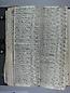 Libro Racional 1757, folios 137vto y 138r