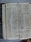 Libro Racional 1757, folios 153vto y 154r