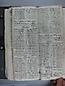 Libro Racional 1757, folios 155vto y 156r