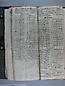 Libro Racional 1757, folios 156vto y 157r