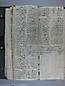 Libro Racional 1757, folios 157vto y 158r