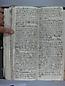 Libro Racional 1757, folios 170vto y 171r