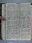 Libro Racional 1757, folios 171vto y 172r