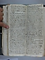 Libro Racional 1757, folios 172vto y 173r