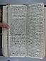 Libro Racional 1757, folios 174vto y 175r