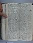 Libro Racional 1757, folios 175vto y 176r