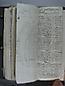 Libro Racional 1757, folios 177vto y 178r