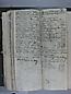 Libro Racional 1757, folios 183vto y 184r