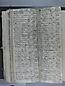 Libro Racional 1757, folios 187vto y 188r
