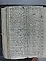 Libro Racional 1757, folios 188vto y 189r