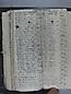 Libro Racional 1757, folios 189vto y 190r