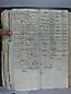 Libro Racional 1757, folios 198vto y 199r