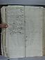 Libro Racional 1757, folios 202vto y 203r