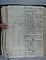Libro Racional 1757, folios 204vto y 205r