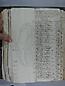 Libro Racional 1757, folios 211vto y 212r