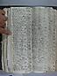 Libro Racional 1757, folios 215vto y 216r