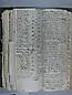 Libro Racional 1757, folios 216vto y 217r