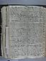Libro Racional 1757, folios 218vto y 219r