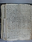 Libro Racional 1757, folios 221vto y 222r