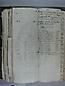 Libro Racional 1757, folios 222vto y 223r