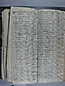 Libro Racional 1757, folios 232vto y 233r