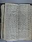Libro Racional 1757, folios 233vto y 234r