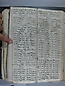 Libro Racional 1757, folios 243vto y 244r